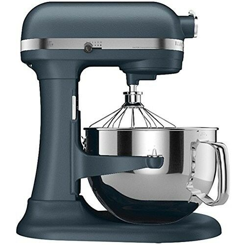 New Kitchenaid Kp26m1xbs Pro 600 Stand Mixer 6 Qt Big
