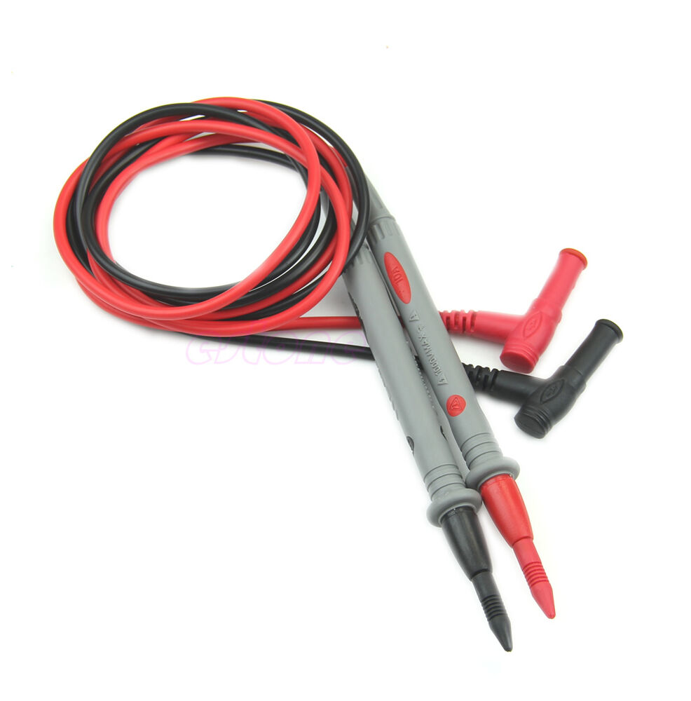 Universal Digital Multimeter Multi Meter Test Lead Probe Wire Pen Cable Hot 664769566438