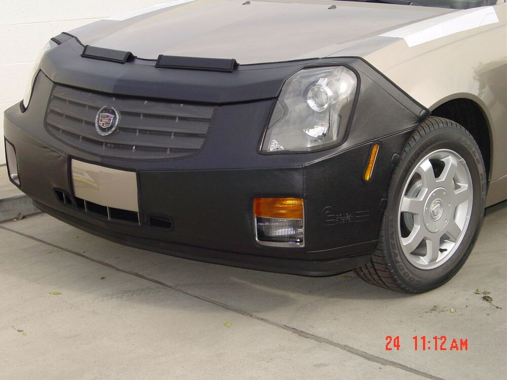 S L on 2006 Cadillac Cts Front Bumper