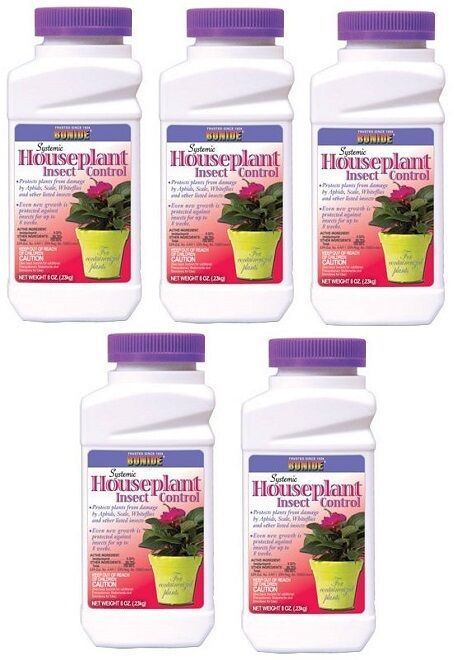 Insect Control Bonide Systemic Houseplant Insect Control