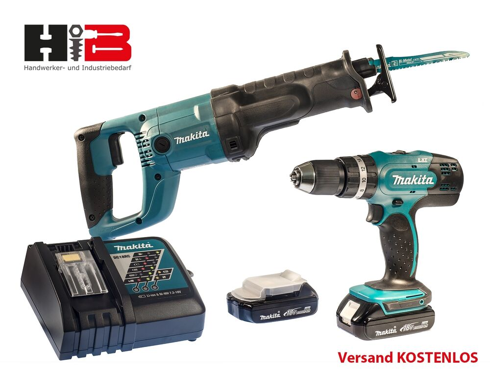 makita recipros ge s bels ge jr3050t 1010w makita akku schlagbohrschrauber ebay. Black Bedroom Furniture Sets. Home Design Ideas