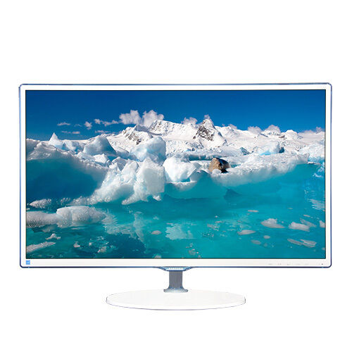 """YIDO DISPLAY - 325FHDCV 32"""" FHD Curved Monitor (1920 x ...   White Monitor"""