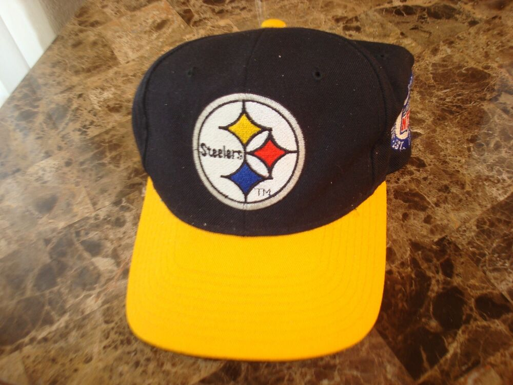 Pittsburgh Steelers Caps