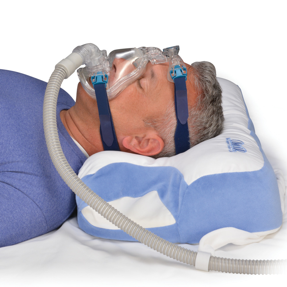 contour cpap mask support pillow 4