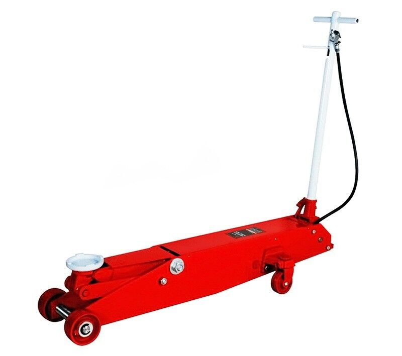 Heavy Gauge Steel Shop 5 Ton Long Chassis Air Hydraulic