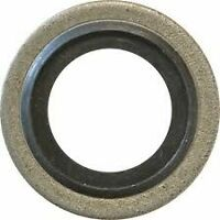 M12 Metric Dowty Washer / Bonded Seal  2 Pack