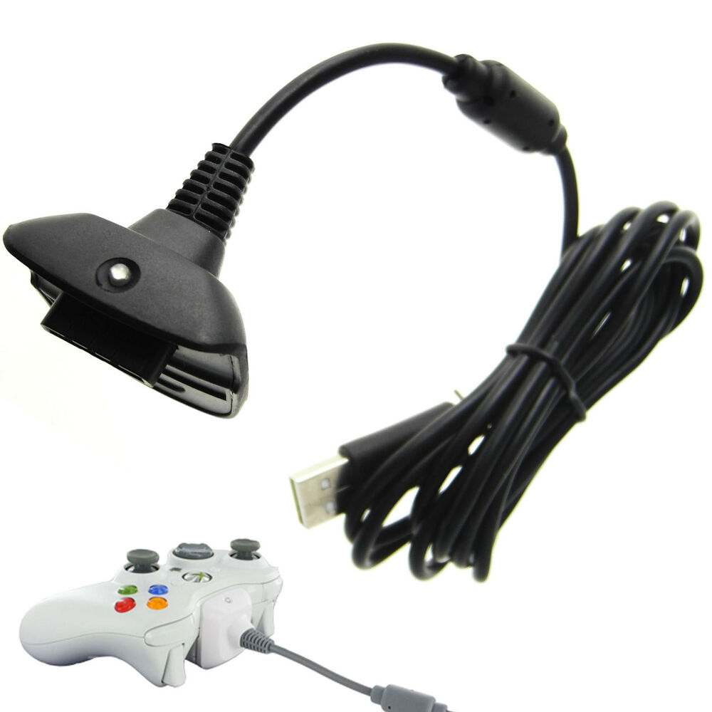 USB Charging Cable Replacement Charger for Xbox 360 ...Xbox 360 Controller Cord
