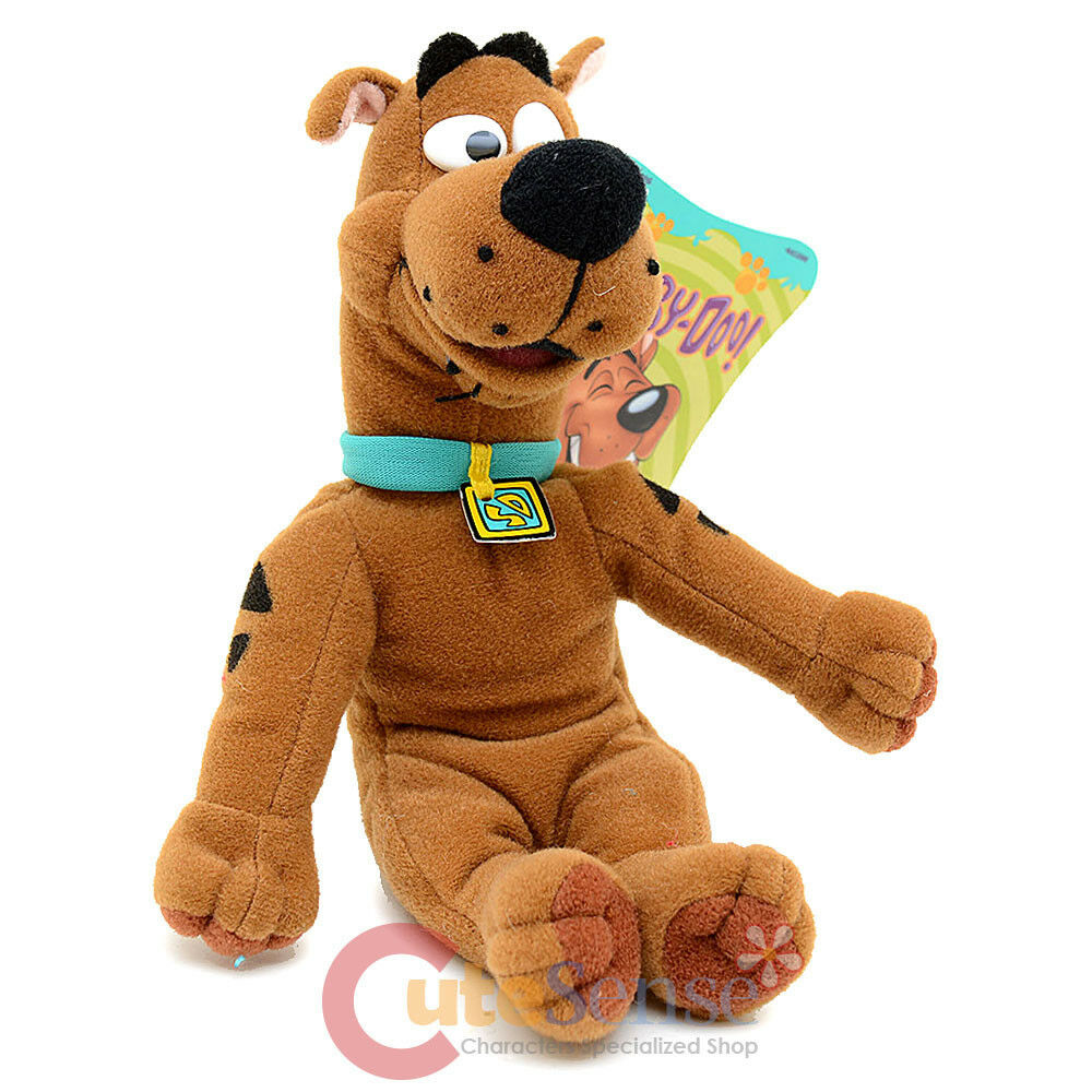 Scooby Doo Toys : Scooby doo plush doll quot bean stuffed toy