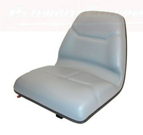 Mf Tractor Seat : Tractor seat massey yanmar white oliver minnapolis moline