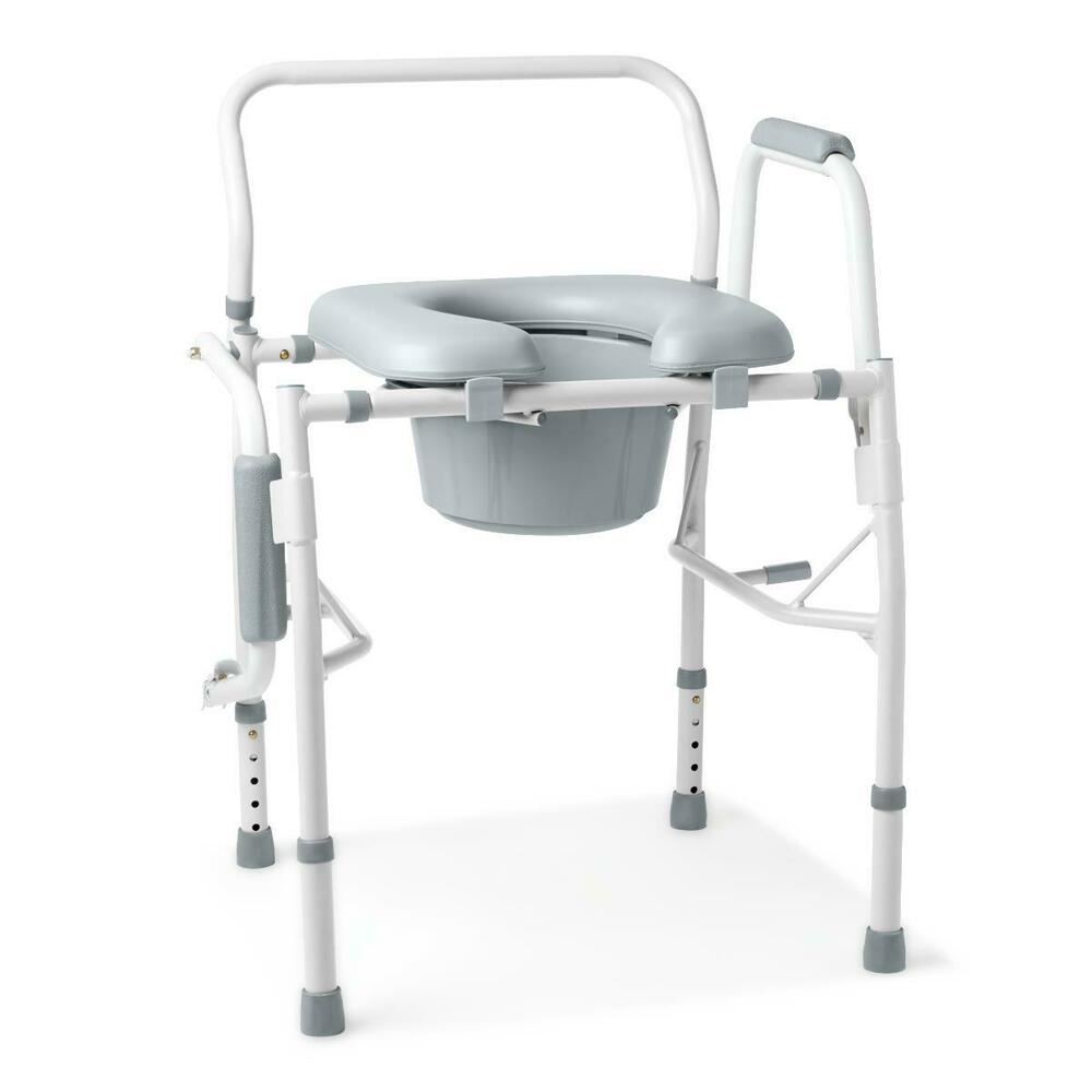 Bedside Toilet Chair