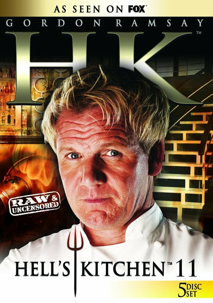 Uncensored Hells Kitchen