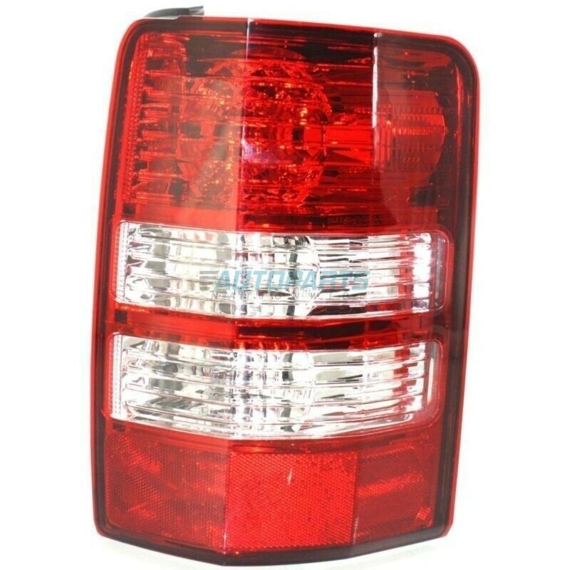 Newer Vehicle Tail Light Lenses : New  fits jeep liberty tail light lens and