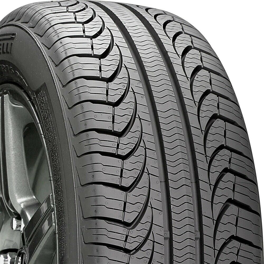4 new 215 60 16 pirelli p4 four season plus 60r r16 tires. Black Bedroom Furniture Sets. Home Design Ideas