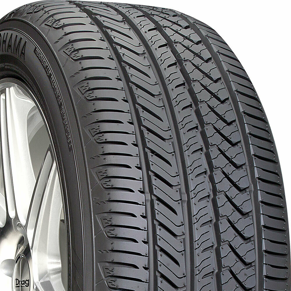 4 new 225 45 18 yokohama advan sport as 45r r18 tires ebay. Black Bedroom Furniture Sets. Home Design Ideas