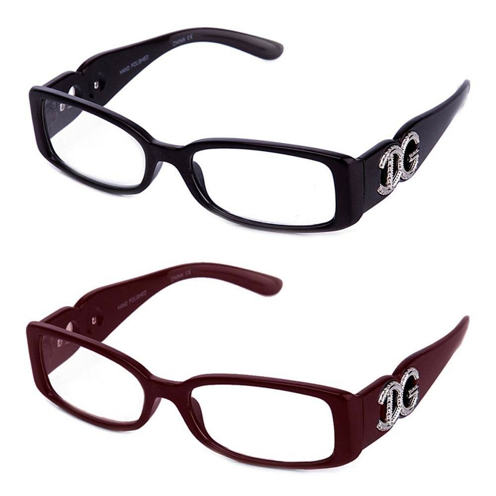 small classic frame fashion reading glasses readers