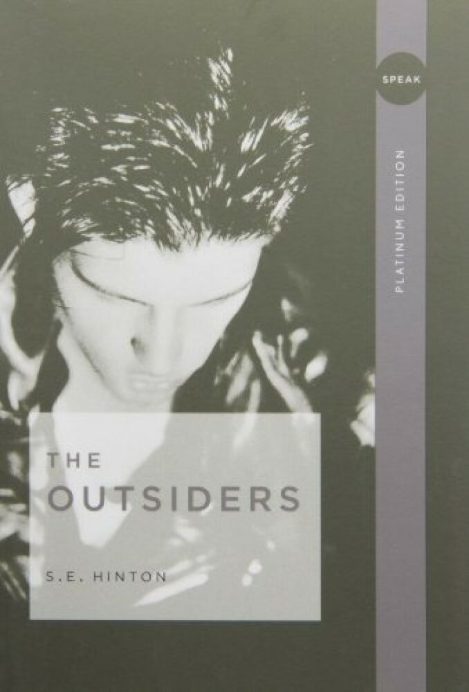 "book report over the outsiders The outsiders is about a gang of ""greasers,"" or underprivileged teenagers i read this book in 8th grade for a school report and i loved it."