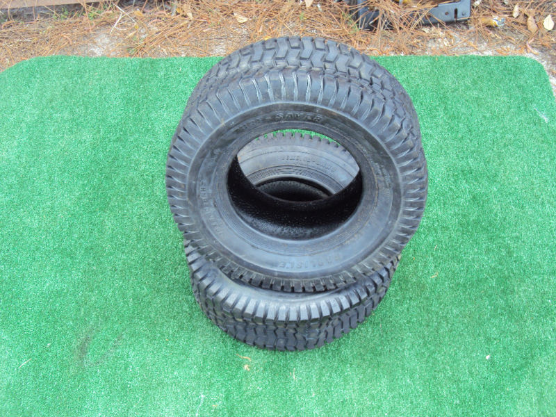 Craftsman Riding Mower 16 X 6 50 X 8 Turf Saver Tires