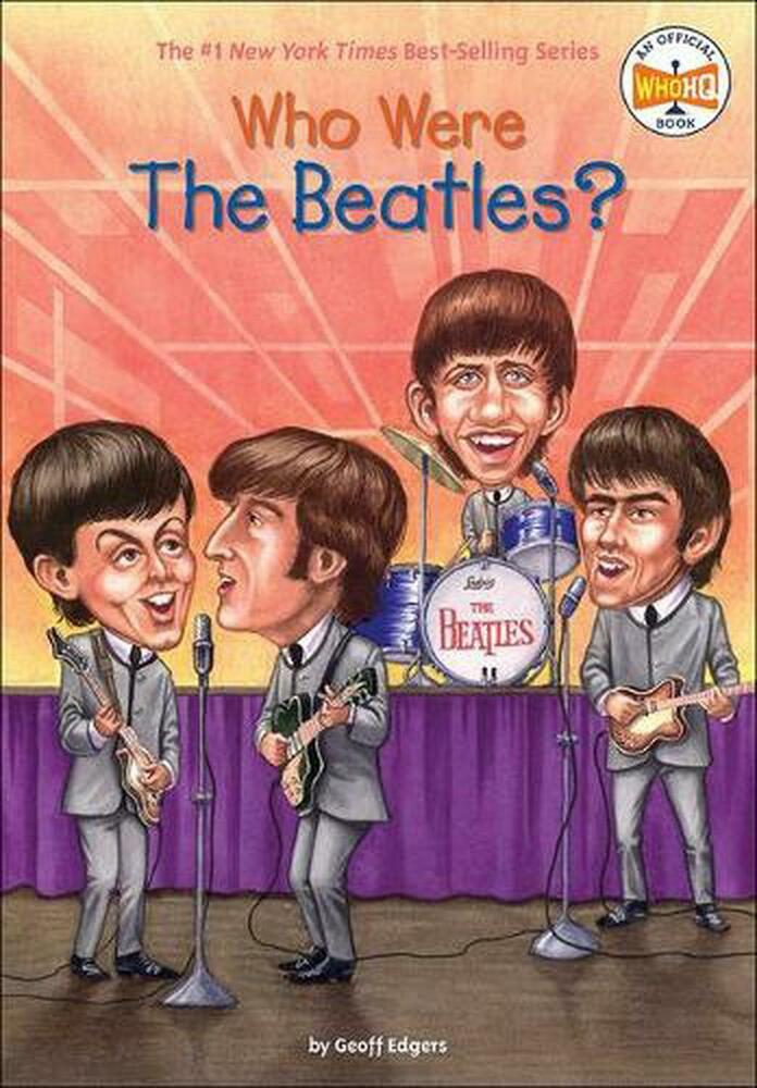 Who were the beatles book summary