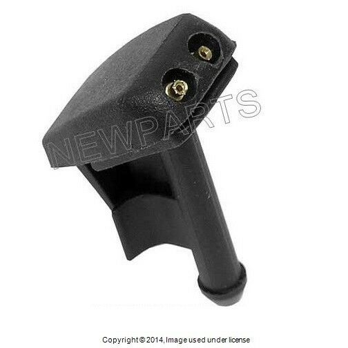 Bmw E36 Z3 318i Windshield Washer Fluid Spray Nozzle Hood