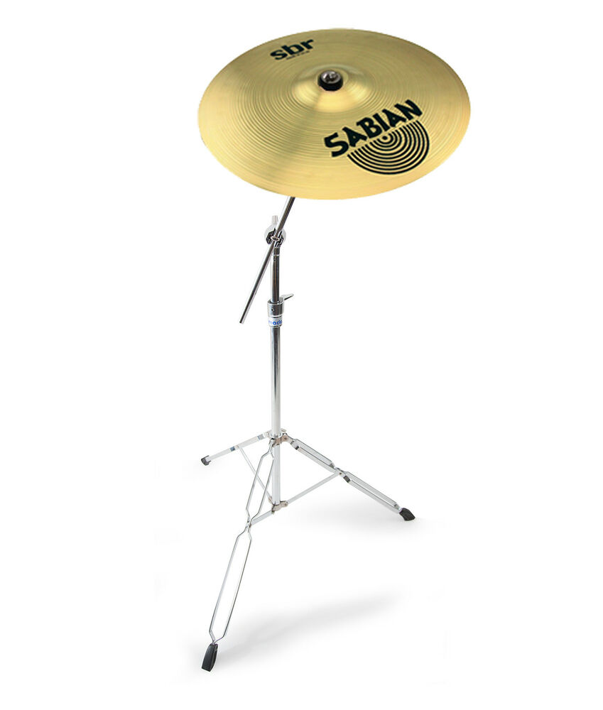 sabian 20 sbr ride cymbal mapex cymbal stand 6869983431720 ebay. Black Bedroom Furniture Sets. Home Design Ideas