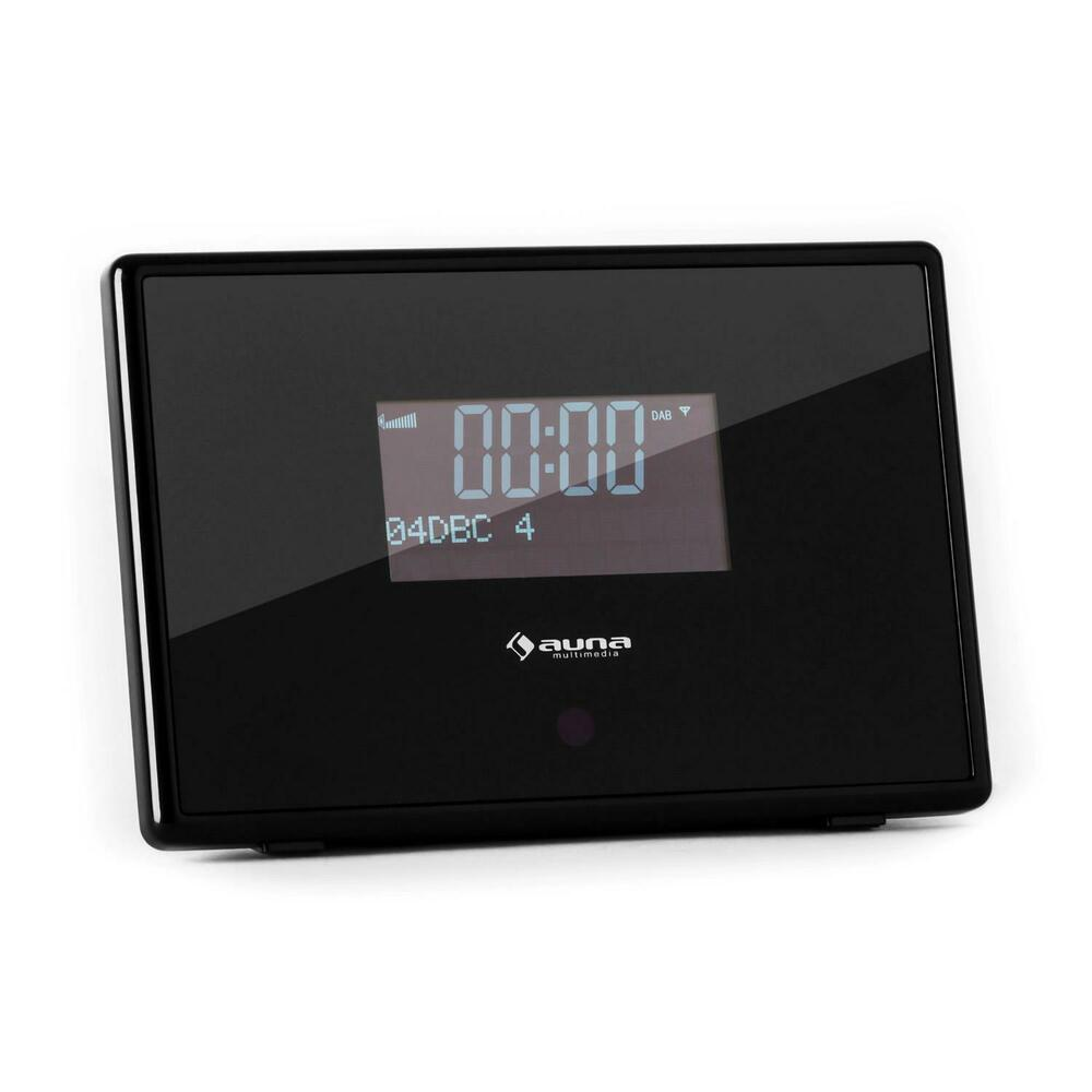 digital radio dab tuner rds wecker lcd display. Black Bedroom Furniture Sets. Home Design Ideas