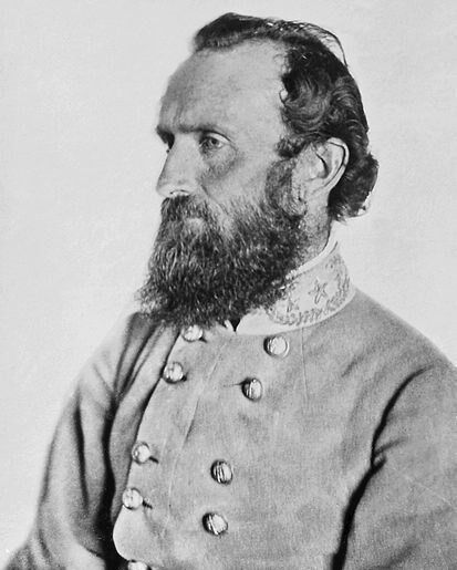 Stonewall Jackson Quotes: General Thomas Stonewall Jackson Conferderate Civil War 11