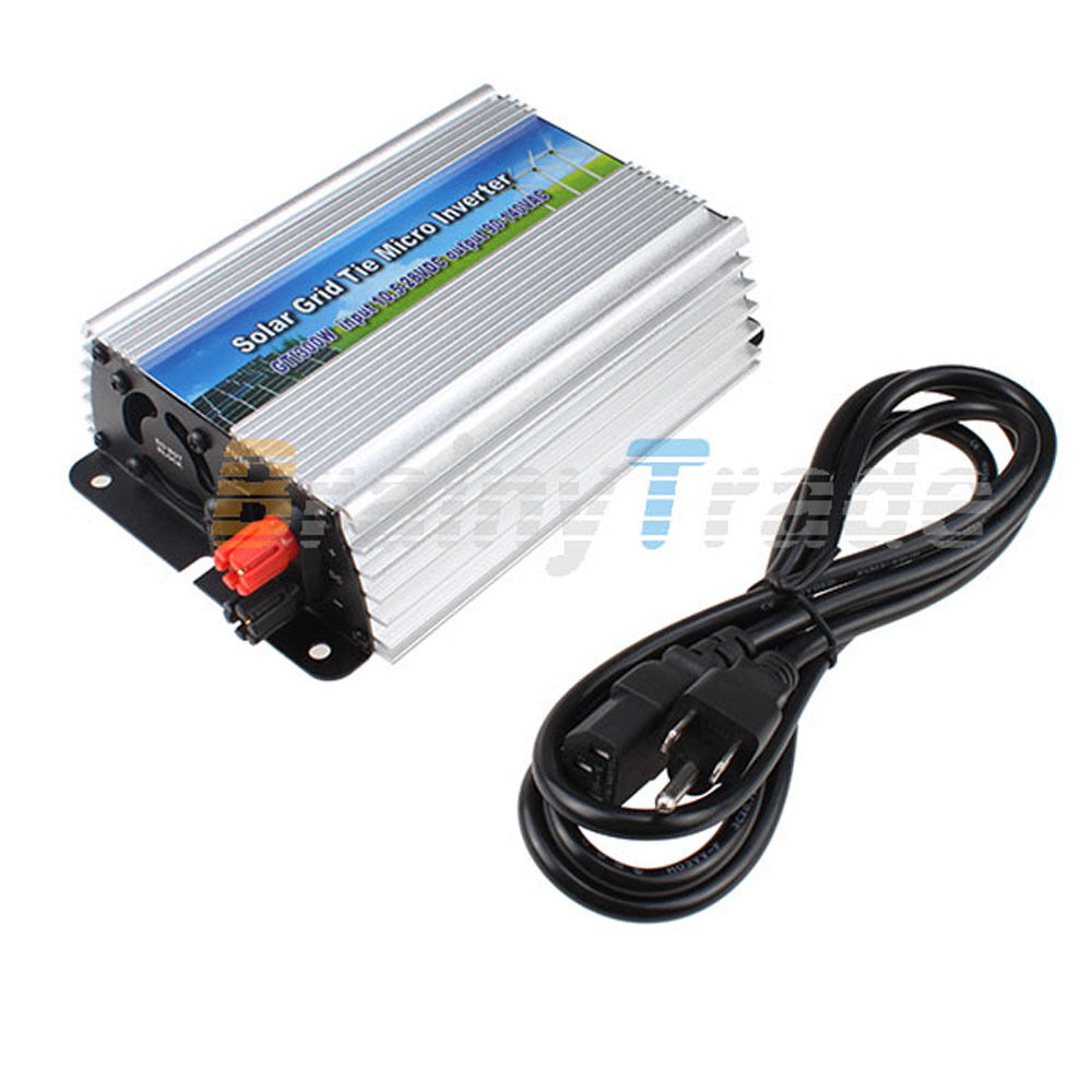 NEW 300W GRID TIE INVERTER FOR SOLAR PANEL Over Current ...