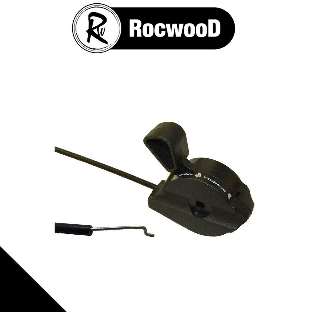 Honda Lawn Mower Throttle Lever : Quot universal throttle cable fits many lawnmowers