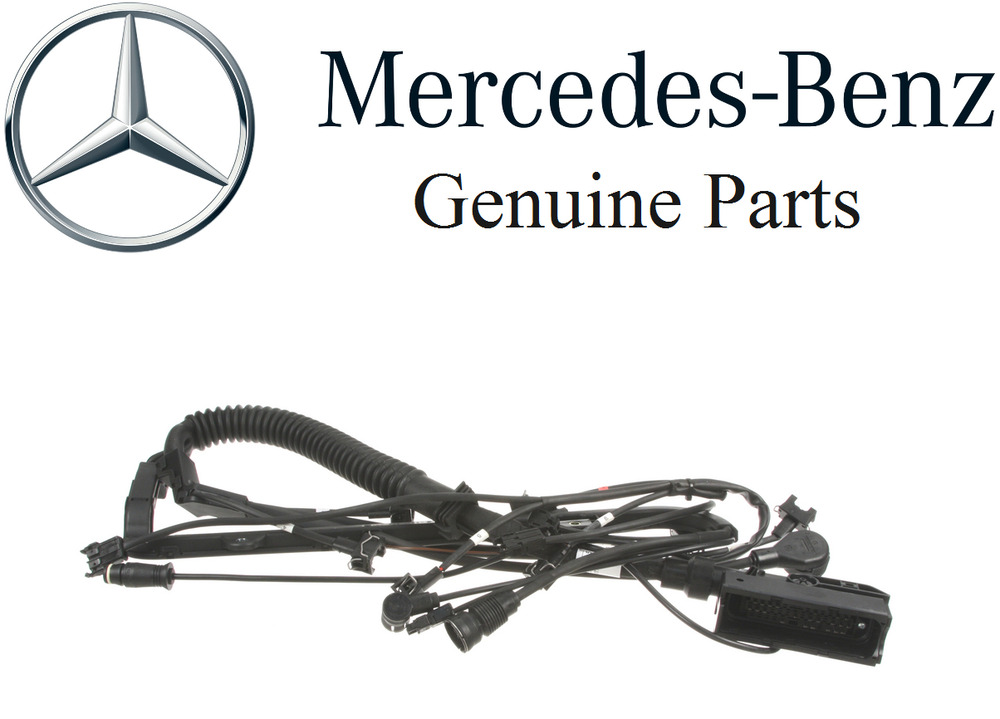 Mercedes w140 1992 400sel 400se engine wiring harness for Mercedes benz 400 se