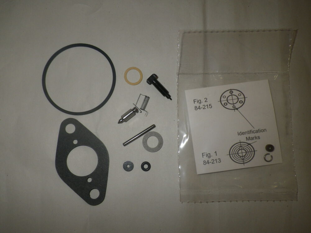 Harley Davidson Golf Cart Carburetor Kit