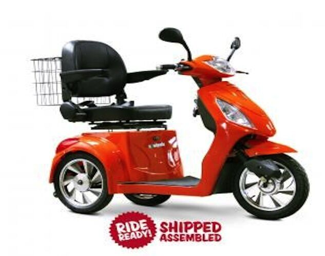 ewheels 3 wheel power scooter ew 36 electric fast. Black Bedroom Furniture Sets. Home Design Ideas
