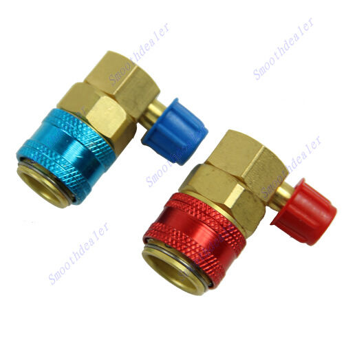 Useful R134a QC1...R134a Conversion Quick Coupler