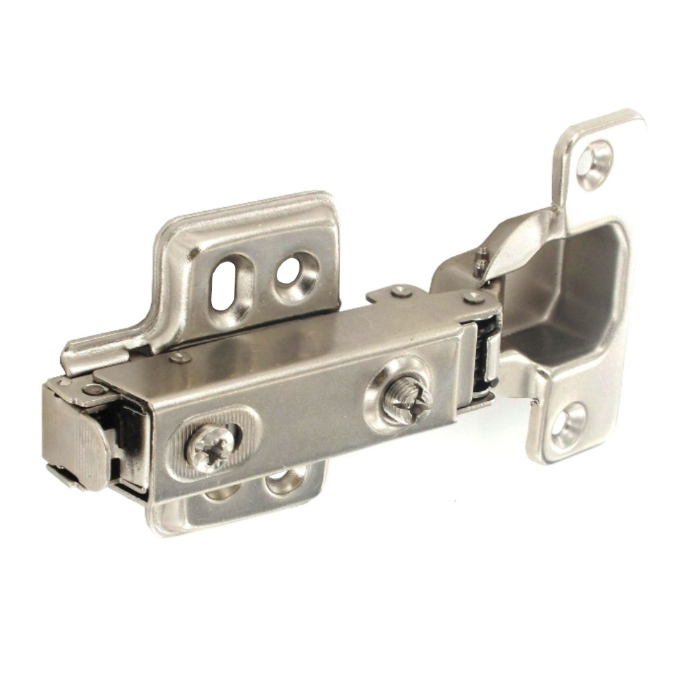 Soft close kitchen cupboard cabinet concealed door hinges for Concealed door hinges