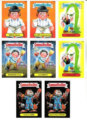 Garbage Pail Kids Series 2 Set