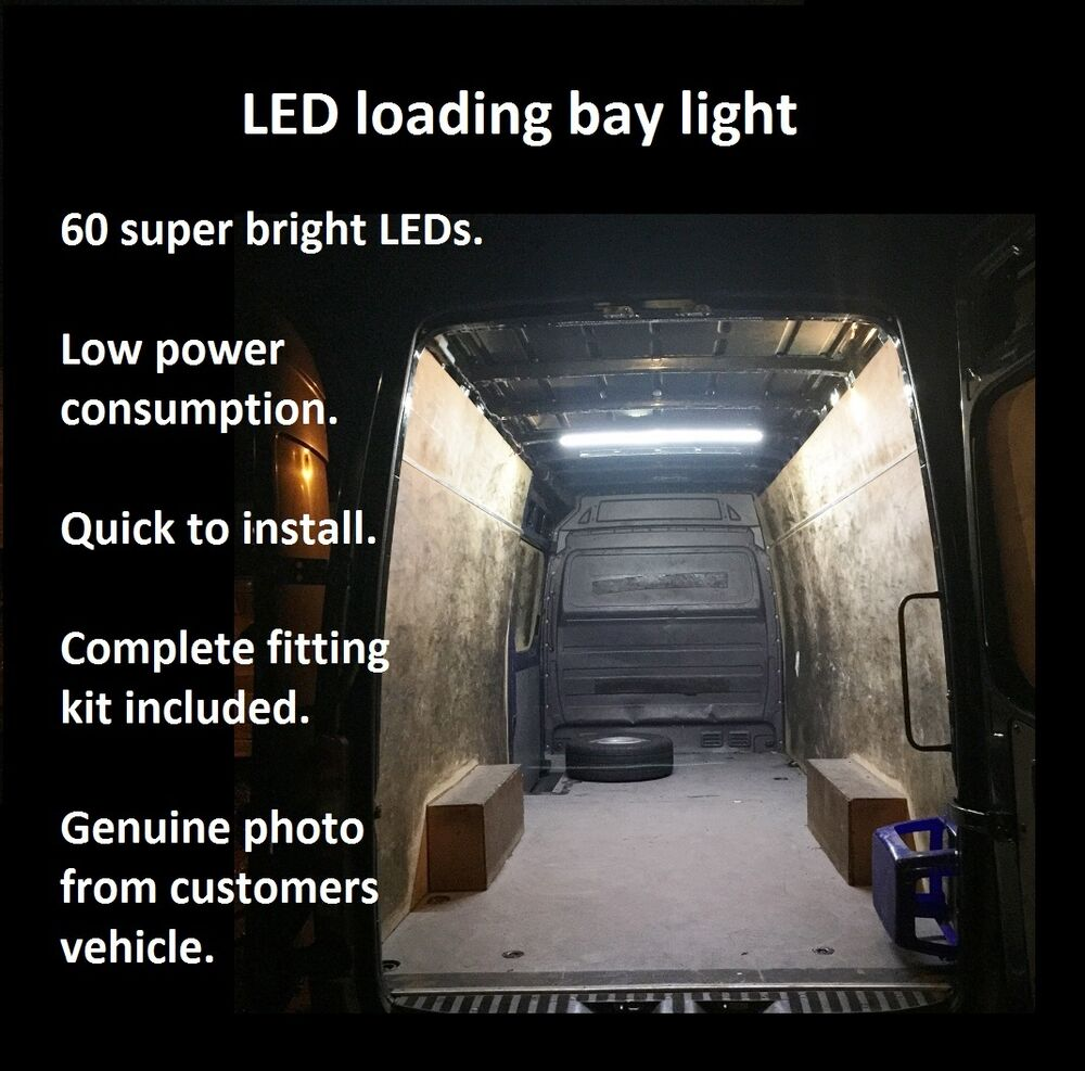 Ford Transit Connect Van Tdci Swb Lwb Interior Led Rear