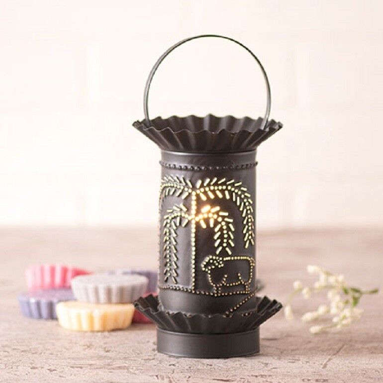 Electric Tart Burners ~ Electric wax warmer handmade tart burner sheep willow