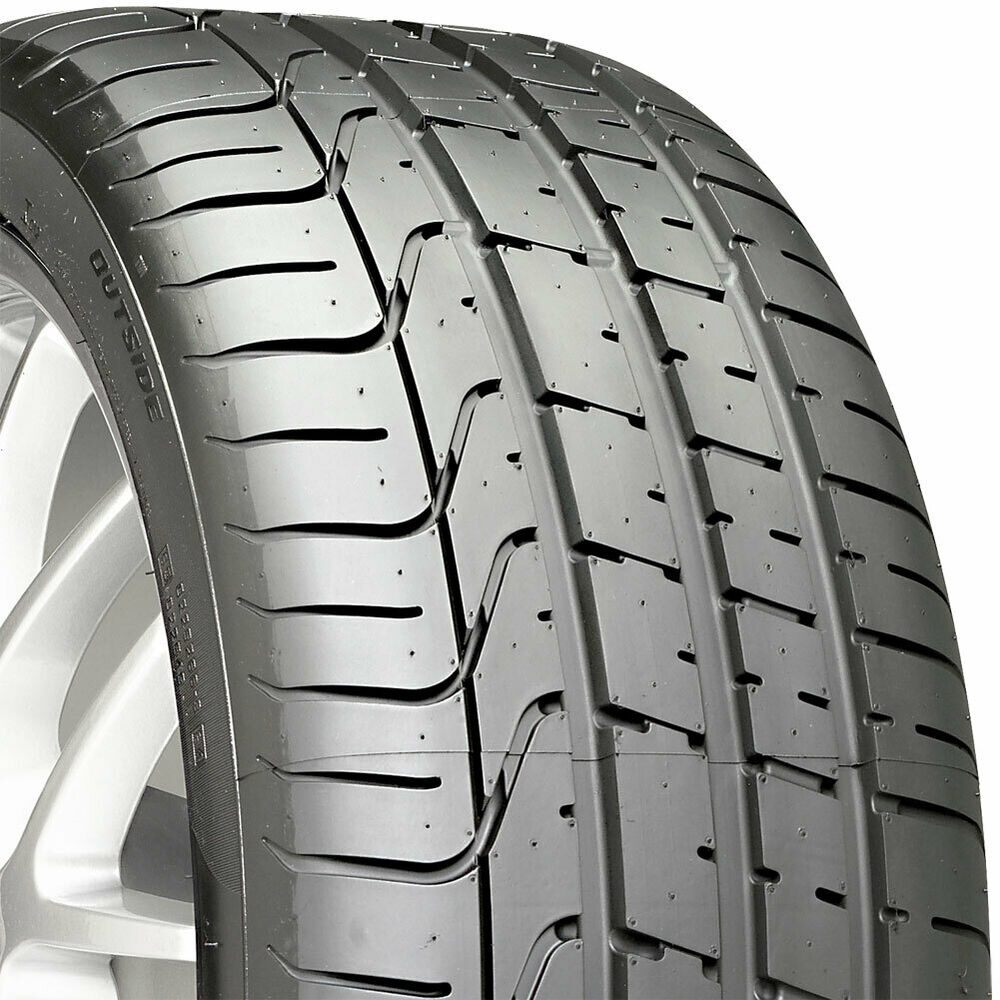 2 new 275 35 19 pirelli pzero 35r r19 tires 17816 ebay. Black Bedroom Furniture Sets. Home Design Ideas