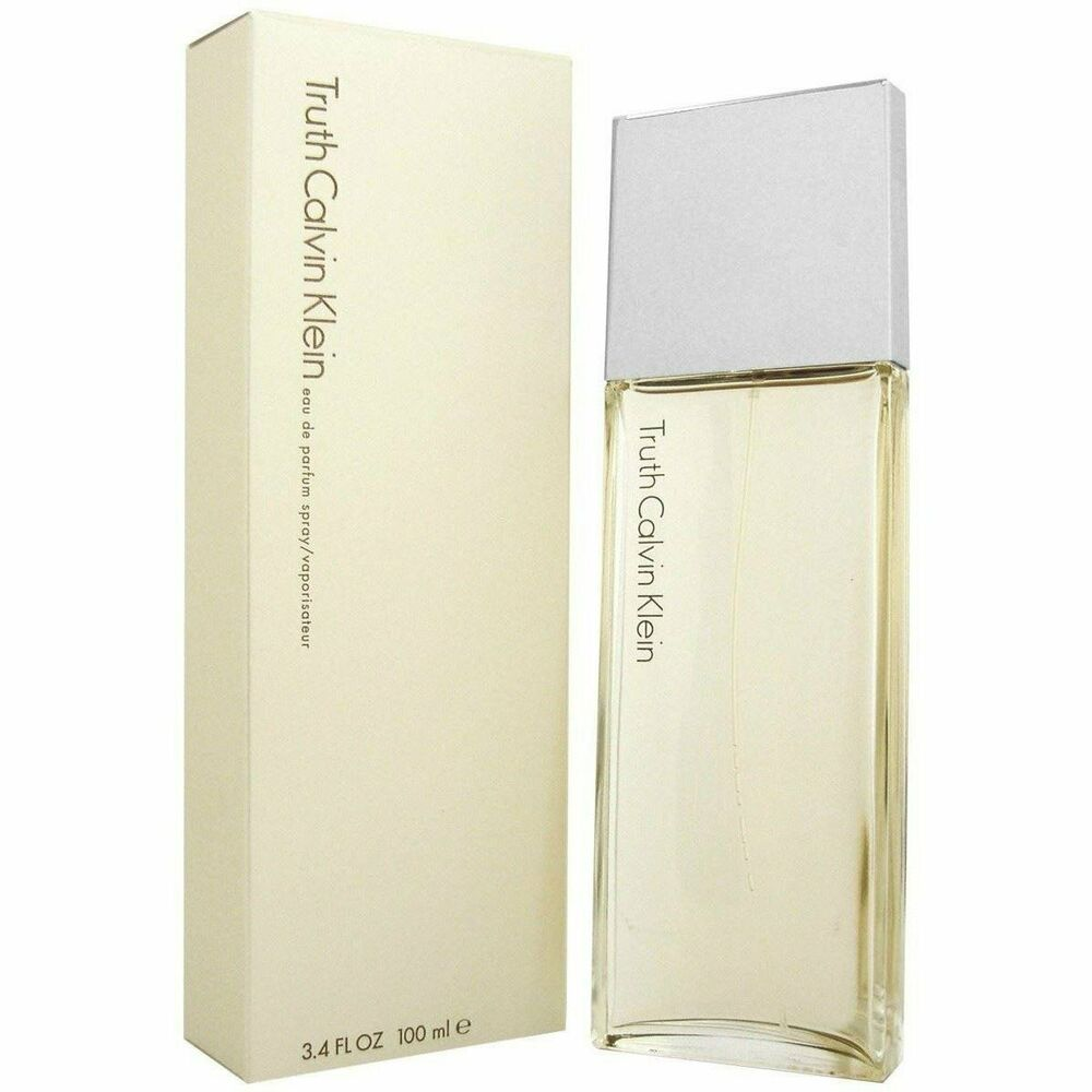 truth by calvin klein perfume women 3 4 oz new in box ebay. Black Bedroom Furniture Sets. Home Design Ideas