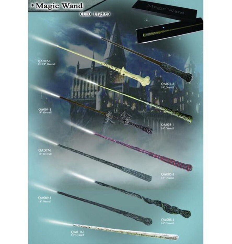 Harry potter hermione dumbledore sirius voldemort magic for Light up elder wand