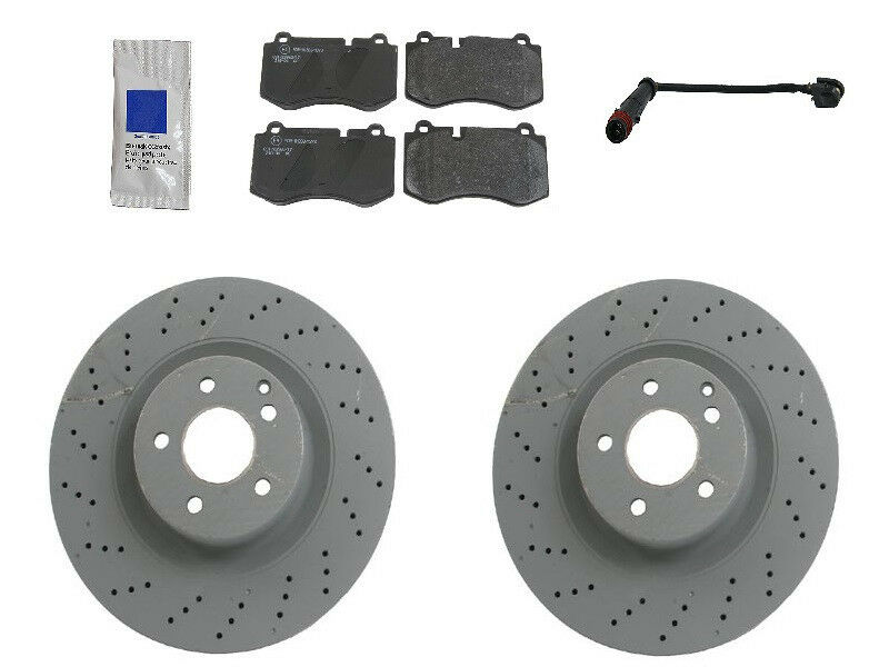 New Mercedes W221 S550 With Amg 07 13 Front Brake Kit