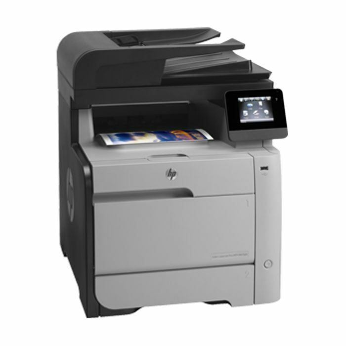 cf387a hp laserjet pro color mfp m476dw drucker scanner kopierer fax usb wlan ebay. Black Bedroom Furniture Sets. Home Design Ideas