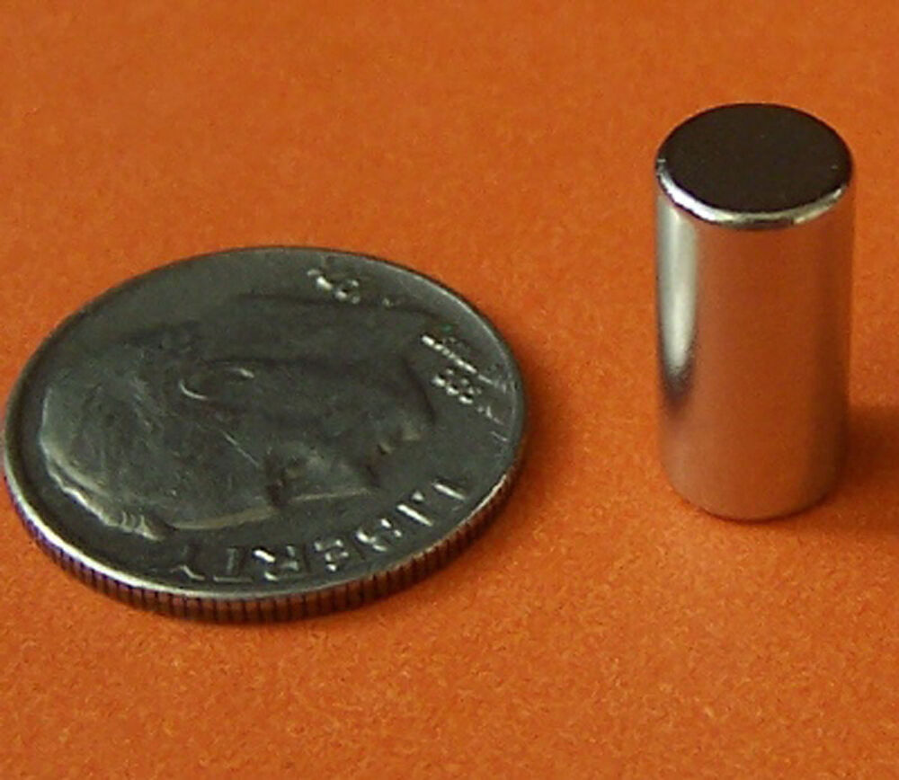 10 grade n42 1 4x1 2 inch rare earth neodymium cylinder craft magnet ebay. Black Bedroom Furniture Sets. Home Design Ideas