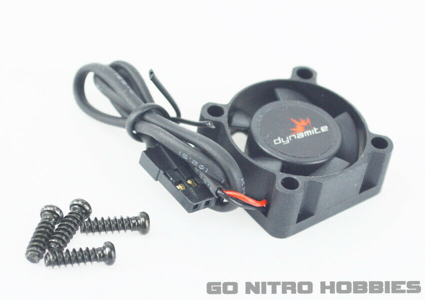 Replacement Motor Cooling Fans : Dynamite replacement fan dyns for motor cooling