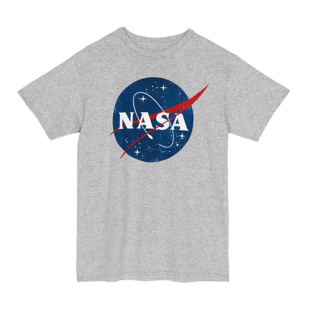 NASA Space Logo Officially Licensed Adult Unisex T-Shirt ...