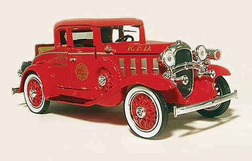 new 1 32 1932 chevy fire chief fire chiefs car diecast ebay. Black Bedroom Furniture Sets. Home Design Ideas