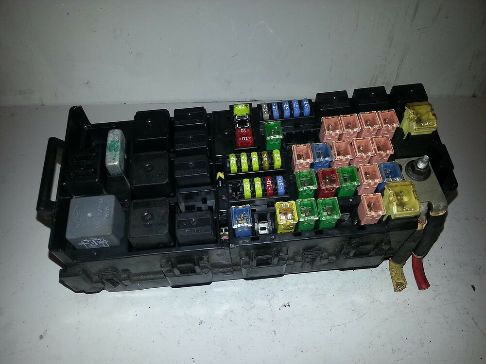 2004 lincoln aviator fuse box diagram 2004 lincoln aviator 4.6l fuse box block relay panel used ... fuse box 2004 lincoln aviator #4