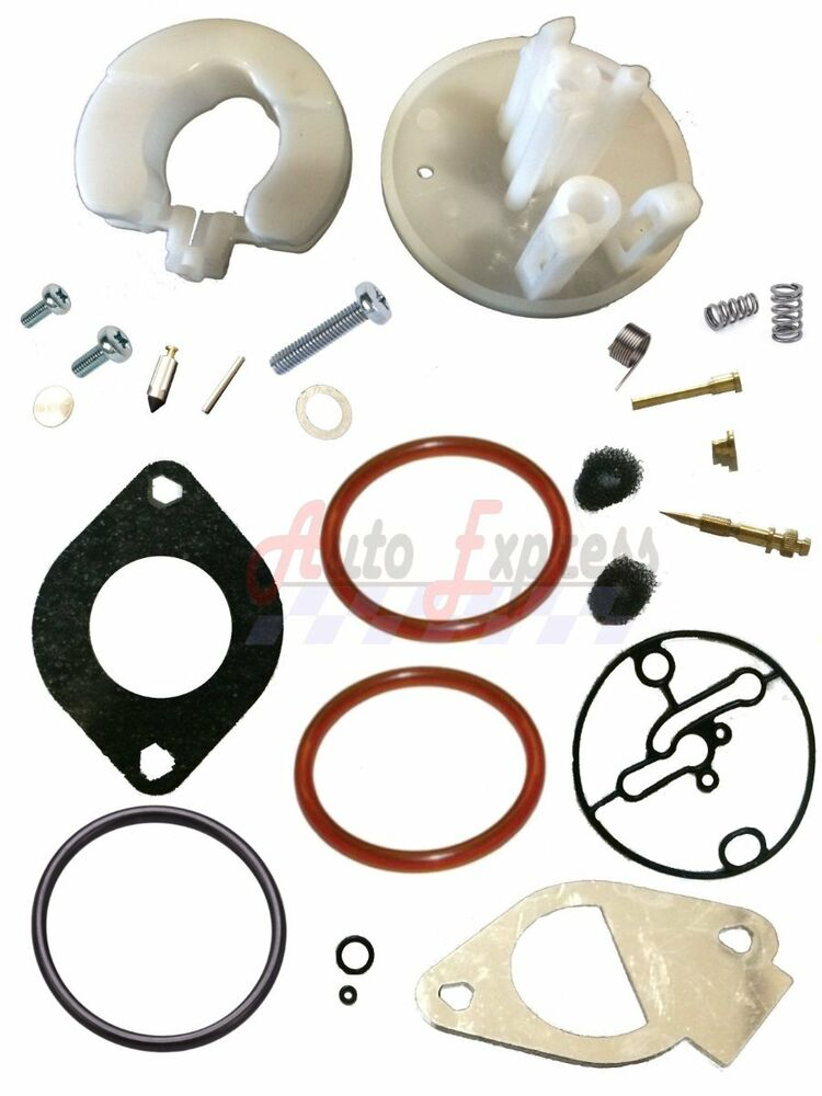 nikki carburetor fits briggs stratton carburetor rebuild kit master overhaul nikki carbs 796184