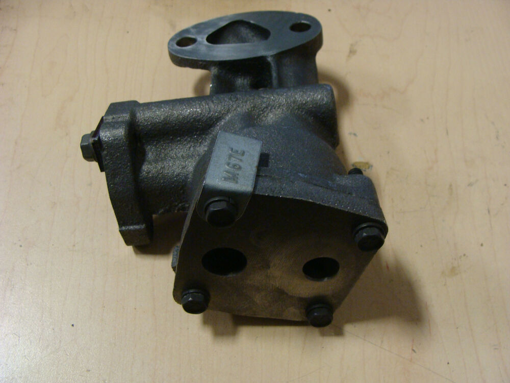 Ford 861 Hydraulic Pump : New ford tractor engine oil pump psi