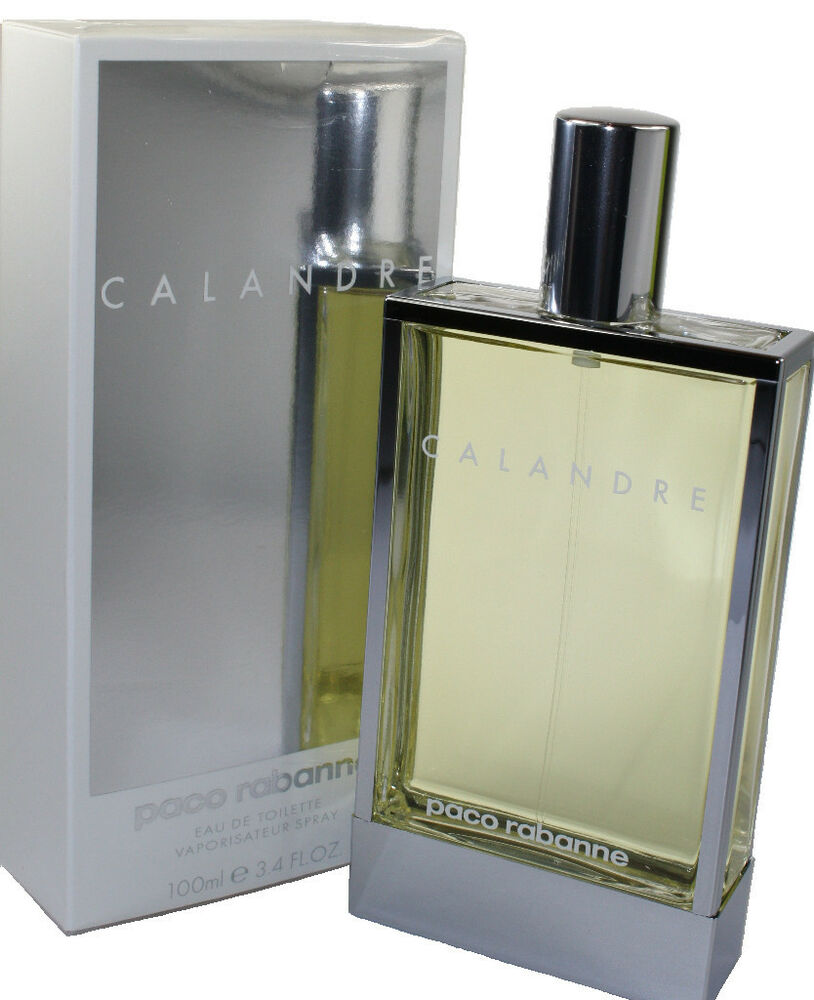 Calandre by paco rabanne 3 3 3 4 oz edt spray for women for Paco by paco rabanne