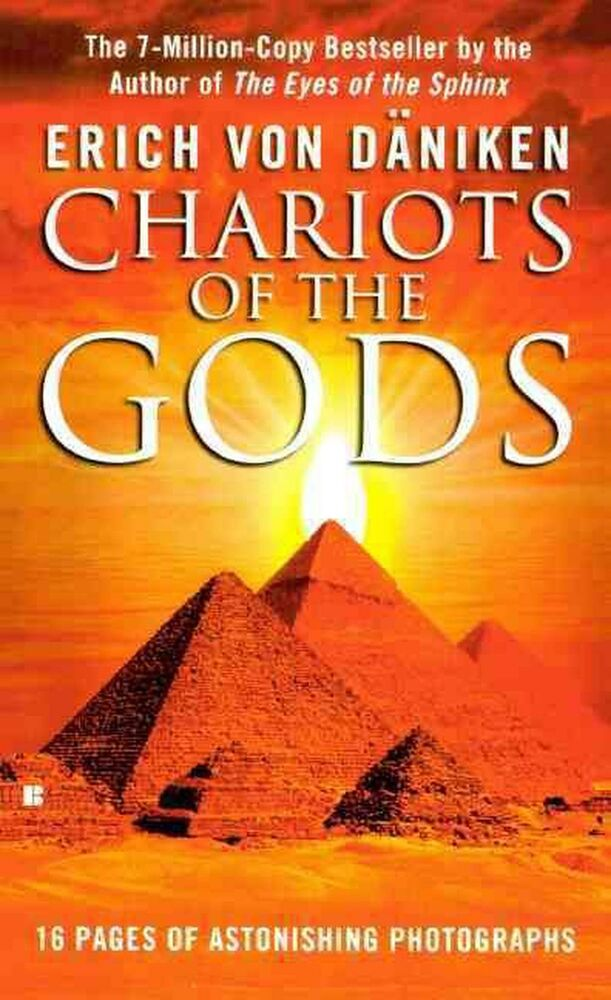 an analysis of chariots of the gods by erich von daniken On the idea that ancient creation myths of gods who descend from the  erich von däniken (book, chariots of the gods) 1968  von daniken's gee.